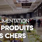 Loi alimentation : les Français vont payer plus cher ces produits