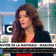 Grand débat national : «Chantal Jouanno est culottée» répond Marlène Schiappa face à ses critiques