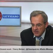Le Rassemblement national «a changé» juge Thierry Mariani