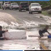 Thaïlande : soulagement après le passage de la tempête Paduk