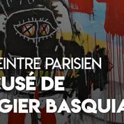 Accusé de plagier Basquiat, un peintre parisien voit son exposition annulée
