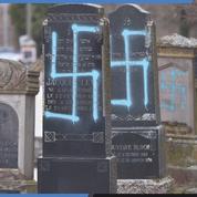 Antisémitisme : un cimetière juif profané à Quatzenheim