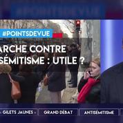 Marche contre l'antisémitisme : est-ce utile ?
