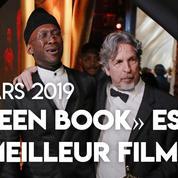 L'Oscar du meilleur film revient à «Green Book»
