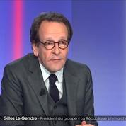 Gilles Le Gendre : «Le grand débat est un immense succès !»