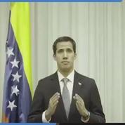 Le président intérimaire du Venezuela envoie un message à ses compatriotes sur les réseaux sociaux