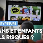 Enfants et écrans : quels risques ?