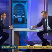 Les solutions pour redresser les comptes publics, par Pierre Morel-A-l'Huissier