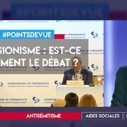 Antisionisme : est-ce vraiment le débat ?