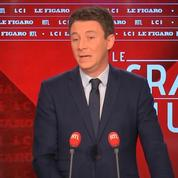 Benjamin Griveaux : «J'ai dit mes réserves quant à un référendum le 26 mai en même temps que les élections européennes»