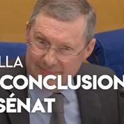 Affaire Benalla : ce qu'il faut retenir des conclusions de la commission d'enquête du Sénat