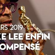 Spike Lee remporte le premier Oscar de sa carrière