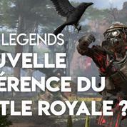 Apex Legends, la relève de Fortnite ? On a testé le nouveau phénomène du «Battle Royale»