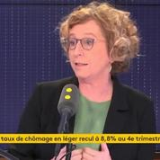 Muriel Pénicaud : « Il y a une possibilité de vaincre le chômage de masse »