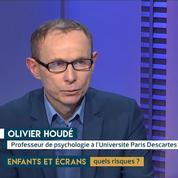 Les troubles causés par l'exposition des enfants aux écrans par Olivier Houdé