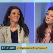 Éoliennes : quels projets ? Le décryptage de Pauline Le Bertre, déléguée générale de France Energie Eolienne