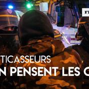 Loi anticasseurs : un texte inadapté selon les CRS (UNSA Police)