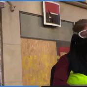 «Gilets jaunes» Acte XIV : les casseurs protégés par un «service d'ordre»