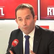 Benoît Hamon propose une «votation citoyenne» pour les européennes