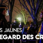 Pour les CRS, «les gilets jaunes sont débordés par les casseurs» (UNSA Police)