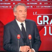 François Bayrou sur l'idée d'un impôt pour tous : «On ne regarde pas la réalité comme elle est»