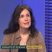 Enfants et écrans : l'ampleur du phénomène analysée Agnès Leclair
