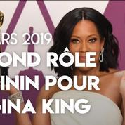 Oscars : Regina King remporte le prix de la meilleure actrice dans un second rôle 2019