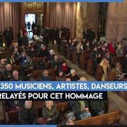 Strasbourg : nouvel hommage aux victimes de l'attentat du marché de Noël
