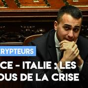 France-Italie : les dessous de la crise