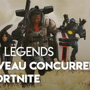 Apex Legends, nouveau concurrent de Fortnite