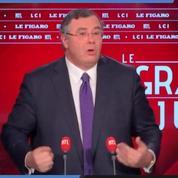 Patrick Pouyanné : «Je paye mes impôts en France»