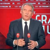 François Bayrou sur le vote obligatoire : «Si quelqu'un ne veut pas voter qu'est-ce que vous lui faites ?»