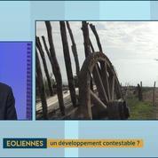 Éoliennes : quelles réalités ? Le décryptage de Cyrille Vanlerberghe