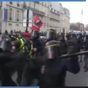 «Gilets jaunes» Acte XIII : déjà des tensions à Paris