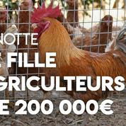 Une lycéenne récolte plus de 200 000€ pour ses parents agriculteurs
