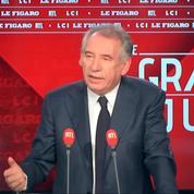 François Bayrou : «Si on travaille sur la Constitution, on peut adapter cette procédure d'un référendum citoyen»