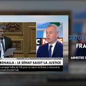 Affaire Benalla: le contre-pouvoir du Sénat divise la classe politique