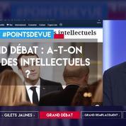 Grand débat : a-t-on besoin des intellectuels ?