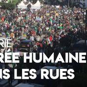 Algérie : nouvelle manifestation géante contre le pouvoir