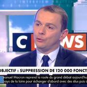 Fonction publique : 4 000 agents « ne seront pas remplacés en 2019 » (Olivier Dussopt)