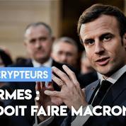Réformes, pouvoir d'achat : que doit faire Macron ?