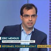 Les réformes attendues par les « Décideurs » : l'analyse d'Eric Mengus