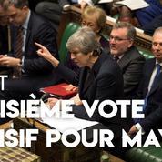 Brexit: l'organisation d'un troisième vote validée