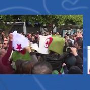 « Soutenir les manifestants en Algérie est trop délicat diplomatiquement pour la France»
