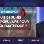 Louis de Funès : trop populaire pour la cinémathèque française ?