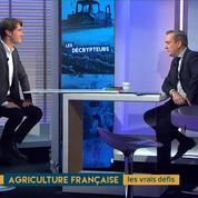 Les politiques face aux agriculteurs : l'analyse de Loris Boichot