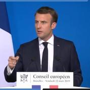 «Gilets jaunes» et force Sentinelle : Macron dénonce «beaucoup de mauvaise foi et beaucoup de faux débats»