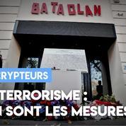Lutte contre le terrorisme : où en sont les mesures ?