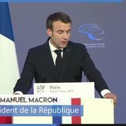 Renseignement: Macron plaide pour plus de coopération en Europe