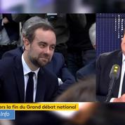 Thierry Solère ne souhaite «aucune hausse d'impôt durant ce quinquennat»